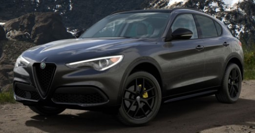 New 2020 Alfa Romeo Stelvio Sport Q4 for sale Sold at Rolls-Royce Motor Cars Greenwich in Greenwich CT 06830 1