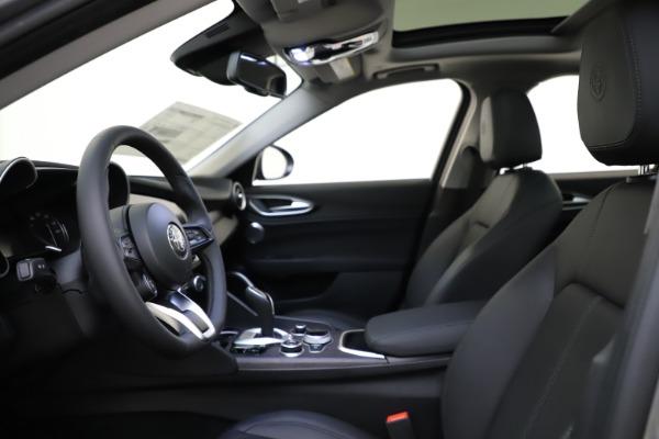 New 2021 Alfa Romeo Giulia Ti Q4 for sale Sold at Rolls-Royce Motor Cars Greenwich in Greenwich CT 06830 10