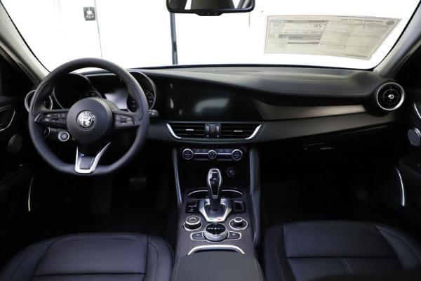 New 2021 Alfa Romeo Giulia Ti Q4 for sale Sold at Rolls-Royce Motor Cars Greenwich in Greenwich CT 06830 12