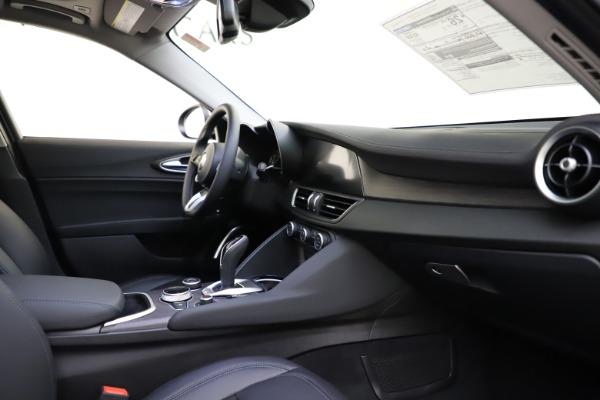 New 2021 Alfa Romeo Giulia Ti Q4 for sale Sold at Rolls-Royce Motor Cars Greenwich in Greenwich CT 06830 14