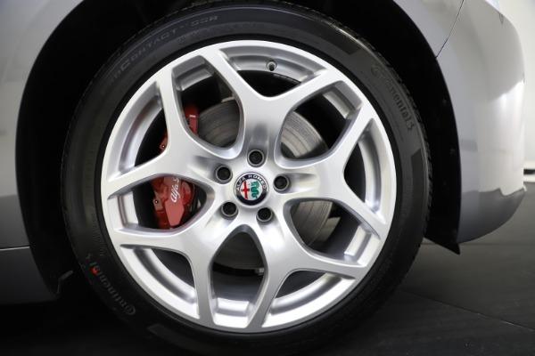 New 2021 Alfa Romeo Giulia Ti Q4 for sale Sold at Rolls-Royce Motor Cars Greenwich in Greenwich CT 06830 26
