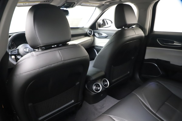 New 2021 Alfa Romeo Giulia Q4 for sale Call for price at Rolls-Royce Motor Cars Greenwich in Greenwich CT 06830 19