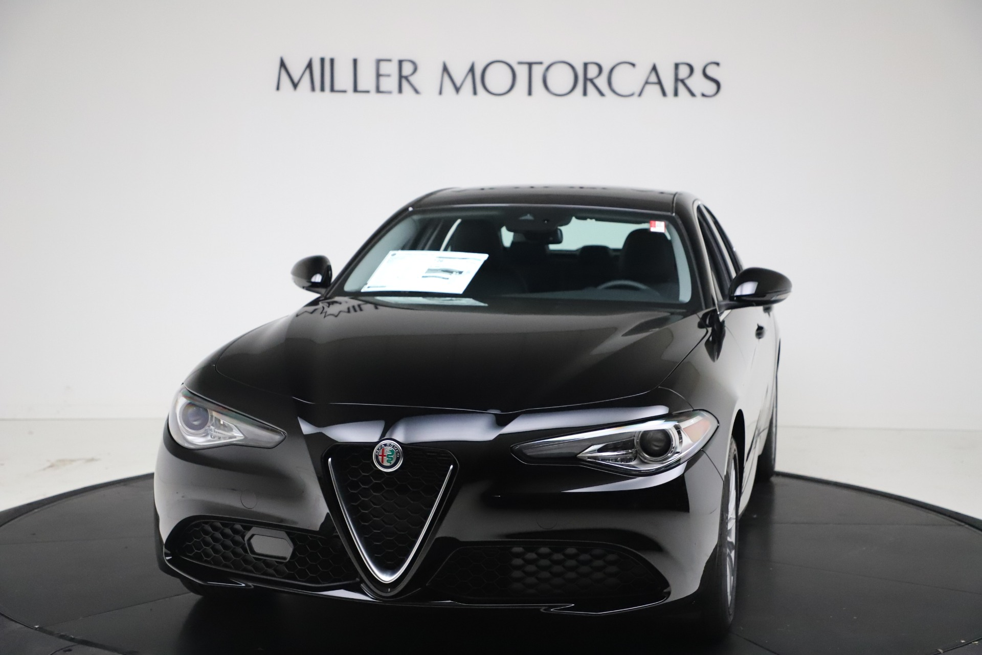 New 2021 Alfa Romeo Giulia Q4 for sale $45,140 at Rolls-Royce Motor Cars Greenwich in Greenwich CT 06830 1