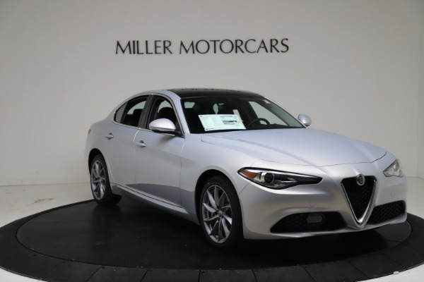 New 2021 Alfa Romeo Giulia Q4 for sale $46,490 at Rolls-Royce Motor Cars Greenwich in Greenwich CT 06830 11