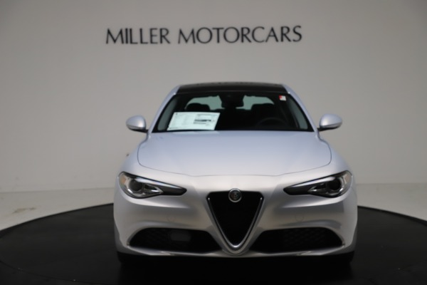New 2021 Alfa Romeo Giulia Q4 for sale $46,490 at Rolls-Royce Motor Cars Greenwich in Greenwich CT 06830 12
