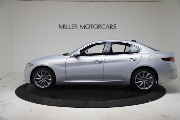 New 2021 Alfa Romeo Giulia Q4 for sale $46,490 at Rolls-Royce Motor Cars Greenwich in Greenwich CT 06830 3