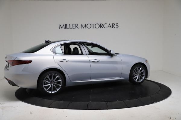 New 2021 Alfa Romeo Giulia Q4 for sale $46,490 at Rolls-Royce Motor Cars Greenwich in Greenwich CT 06830 8