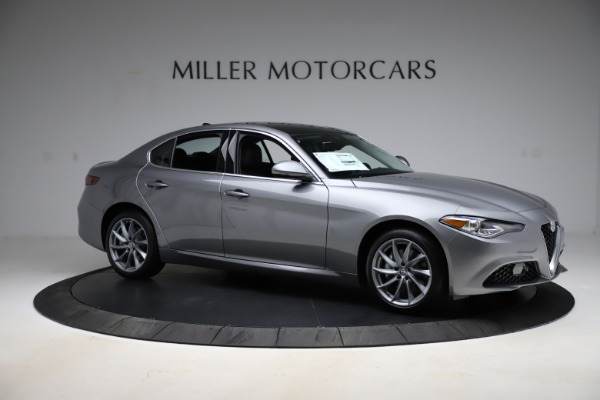 New 2021 Alfa Romeo Giulia Q4 for sale $47,085 at Rolls-Royce Motor Cars Greenwich in Greenwich CT 06830 10