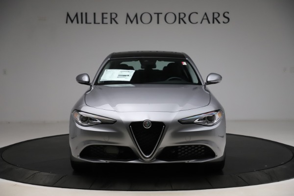 New 2021 Alfa Romeo Giulia Q4 for sale $47,085 at Rolls-Royce Motor Cars Greenwich in Greenwich CT 06830 11