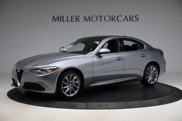 New 2021 Alfa Romeo Giulia Q4 for sale $47,085 at Rolls-Royce Motor Cars Greenwich in Greenwich CT 06830 2