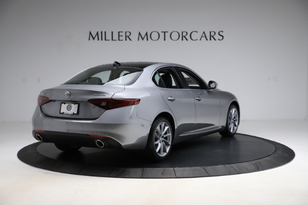 New 2021 Alfa Romeo Giulia Q4 for sale $47,085 at Rolls-Royce Motor Cars Greenwich in Greenwich CT 06830 7