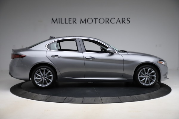 New 2021 Alfa Romeo Giulia Q4 for sale $47,085 at Rolls-Royce Motor Cars Greenwich in Greenwich CT 06830 9