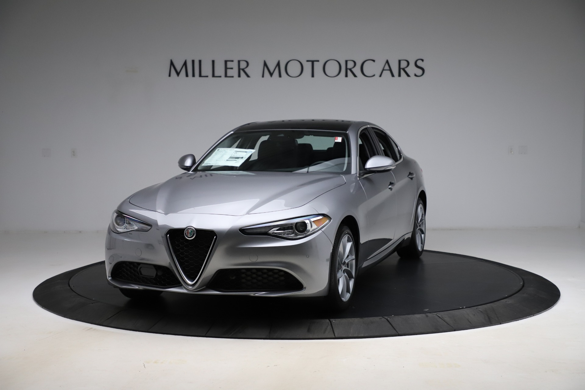 New 2021 Alfa Romeo Giulia Q4 for sale $47,085 at Rolls-Royce Motor Cars Greenwich in Greenwich CT 06830 1