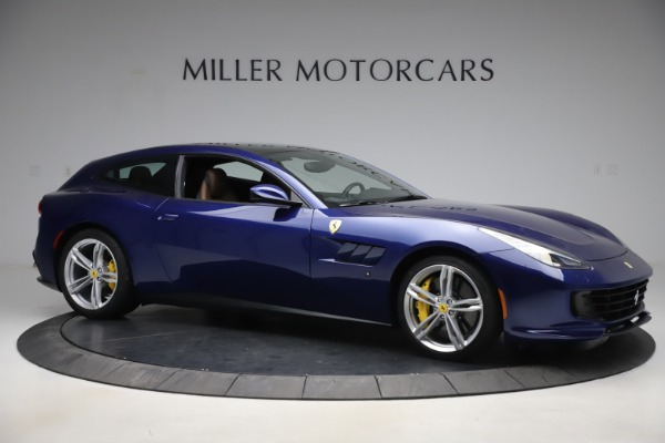 Used 2019 Ferrari GTC4Lusso for sale Call for price at Rolls-Royce Motor Cars Greenwich in Greenwich CT 06830 10