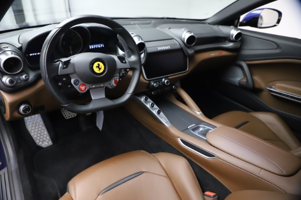 Used 2019 Ferrari GTC4Lusso for sale Call for price at Rolls-Royce Motor Cars Greenwich in Greenwich CT 06830 12