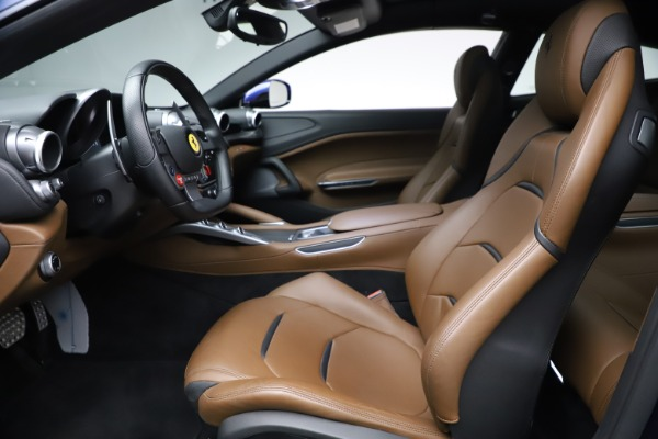 Used 2019 Ferrari GTC4Lusso for sale Call for price at Rolls-Royce Motor Cars Greenwich in Greenwich CT 06830 13