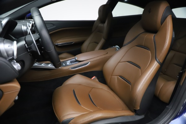 Used 2019 Ferrari GTC4Lusso for sale Call for price at Rolls-Royce Motor Cars Greenwich in Greenwich CT 06830 14