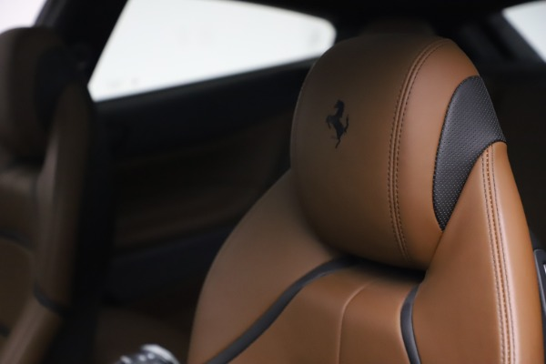 Used 2019 Ferrari GTC4Lusso for sale Call for price at Rolls-Royce Motor Cars Greenwich in Greenwich CT 06830 15