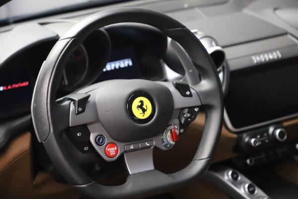 Used 2019 Ferrari GTC4Lusso for sale $294,900 at Rolls-Royce Motor Cars Greenwich in Greenwich CT 06830 18