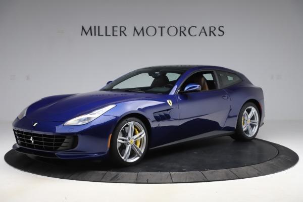 Used 2019 Ferrari GTC4Lusso for sale $294,900 at Rolls-Royce Motor Cars Greenwich in Greenwich CT 06830 2