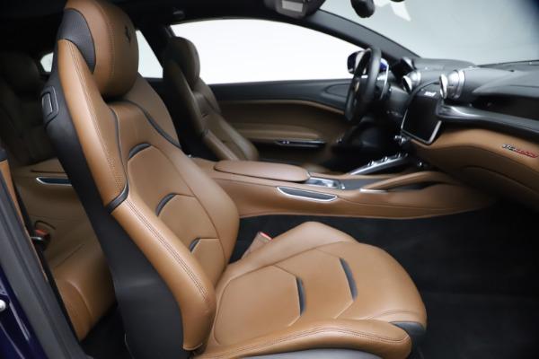 Used 2019 Ferrari GTC4Lusso for sale $294,900 at Rolls-Royce Motor Cars Greenwich in Greenwich CT 06830 20