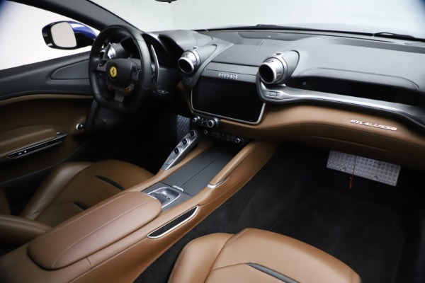 Used 2019 Ferrari GTC4Lusso for sale $294,900 at Rolls-Royce Motor Cars Greenwich in Greenwich CT 06830 21