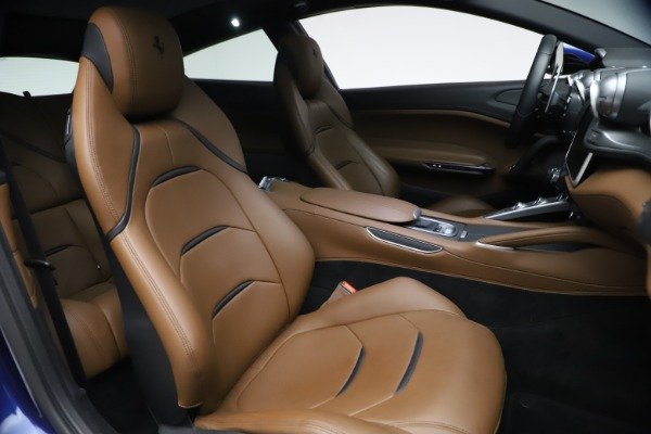 Used 2019 Ferrari GTC4Lusso for sale $294,900 at Rolls-Royce Motor Cars Greenwich in Greenwich CT 06830 22