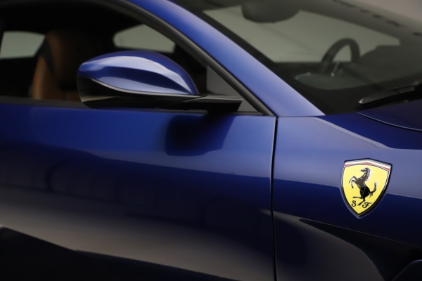 Used 2019 Ferrari GTC4Lusso for sale Call for price at Rolls-Royce Motor Cars Greenwich in Greenwich CT 06830 26