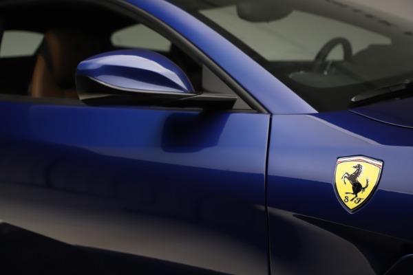 Used 2019 Ferrari GTC4Lusso for sale $294,900 at Rolls-Royce Motor Cars Greenwich in Greenwich CT 06830 26