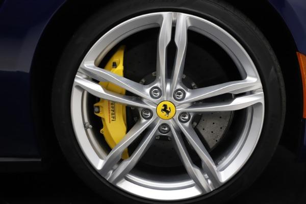 Used 2019 Ferrari GTC4Lusso for sale $294,900 at Rolls-Royce Motor Cars Greenwich in Greenwich CT 06830 28
