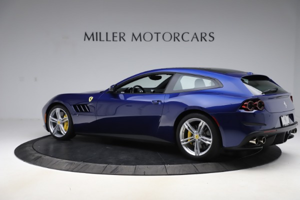Used 2019 Ferrari GTC4Lusso for sale Call for price at Rolls-Royce Motor Cars Greenwich in Greenwich CT 06830 4
