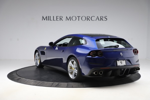 Used 2019 Ferrari GTC4Lusso for sale Call for price at Rolls-Royce Motor Cars Greenwich in Greenwich CT 06830 5