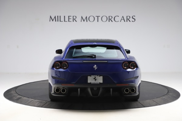 Used 2019 Ferrari GTC4Lusso for sale Call for price at Rolls-Royce Motor Cars Greenwich in Greenwich CT 06830 6