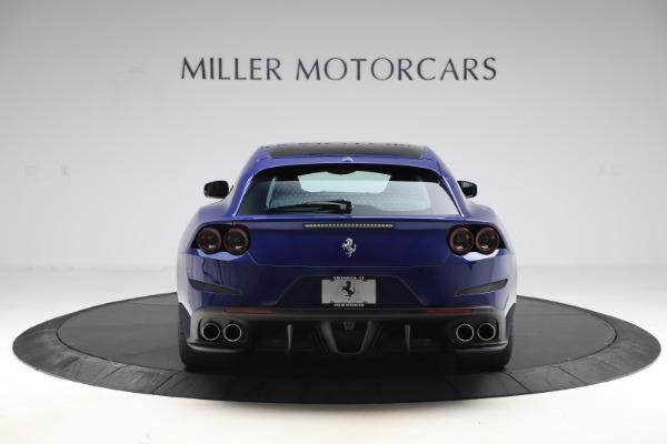 Used 2019 Ferrari GTC4Lusso for sale $294,900 at Rolls-Royce Motor Cars Greenwich in Greenwich CT 06830 6