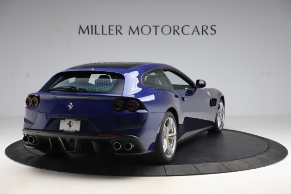 Used 2019 Ferrari GTC4Lusso for sale Call for price at Rolls-Royce Motor Cars Greenwich in Greenwich CT 06830 7