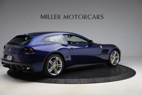Used 2019 Ferrari GTC4Lusso for sale Call for price at Rolls-Royce Motor Cars Greenwich in Greenwich CT 06830 8