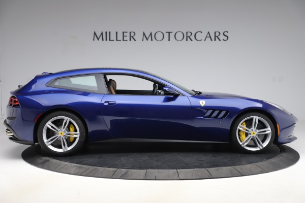 Used 2019 Ferrari GTC4Lusso for sale $294,900 at Rolls-Royce Motor Cars Greenwich in Greenwich CT 06830 9