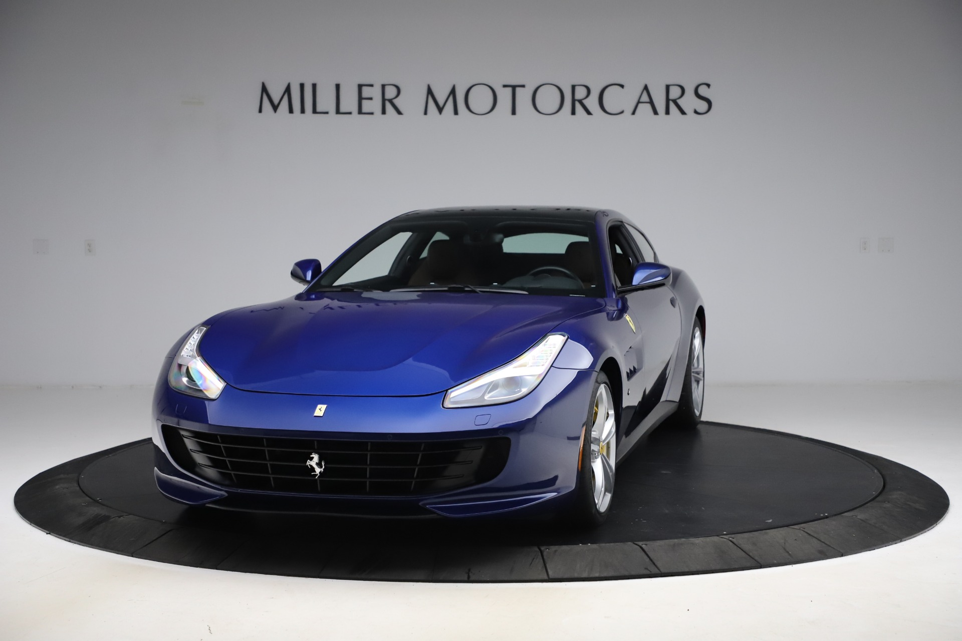 Used 2019 Ferrari GTC4Lusso for sale Call for price at Rolls-Royce Motor Cars Greenwich in Greenwich CT 06830 1
