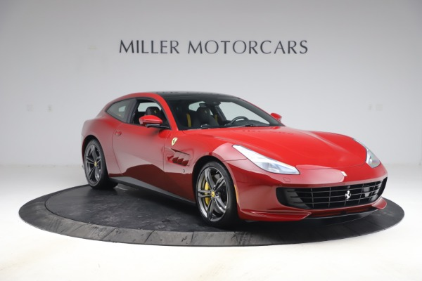 Used 2019 Ferrari GTC4Lusso for sale Call for price at Rolls-Royce Motor Cars Greenwich in Greenwich CT 06830 11