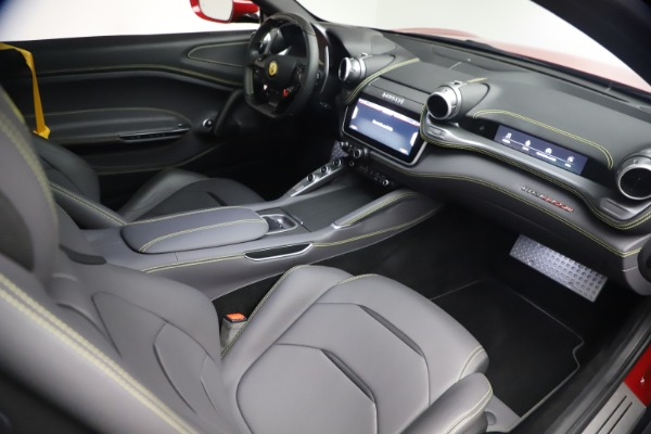 Used 2019 Ferrari GTC4Lusso for sale Call for price at Rolls-Royce Motor Cars Greenwich in Greenwich CT 06830 17