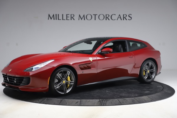 Used 2019 Ferrari GTC4Lusso for sale Call for price at Rolls-Royce Motor Cars Greenwich in Greenwich CT 06830 2