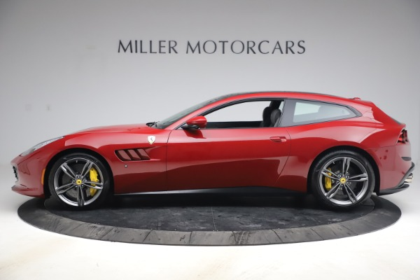 Used 2019 Ferrari GTC4Lusso for sale Call for price at Rolls-Royce Motor Cars Greenwich in Greenwich CT 06830 3
