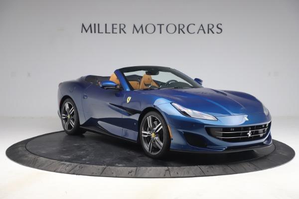 Used 2020 Ferrari Portofino for sale Call for price at Rolls-Royce Motor Cars Greenwich in Greenwich CT 06830 11