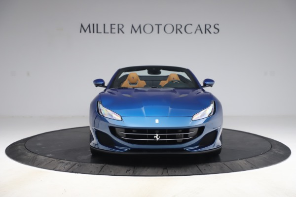 Used 2020 Ferrari Portofino for sale Call for price at Rolls-Royce Motor Cars Greenwich in Greenwich CT 06830 12