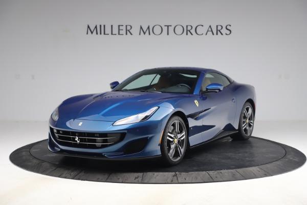 Used 2020 Ferrari Portofino for sale Call for price at Rolls-Royce Motor Cars Greenwich in Greenwich CT 06830 13