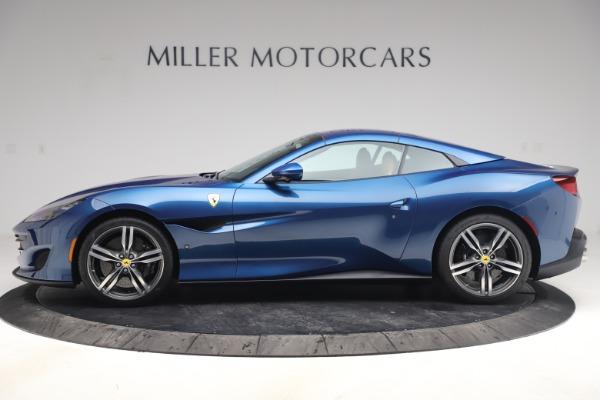 Used 2020 Ferrari Portofino for sale Call for price at Rolls-Royce Motor Cars Greenwich in Greenwich CT 06830 14