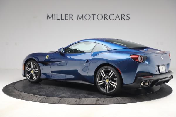 Used 2020 Ferrari Portofino for sale Call for price at Rolls-Royce Motor Cars Greenwich in Greenwich CT 06830 15
