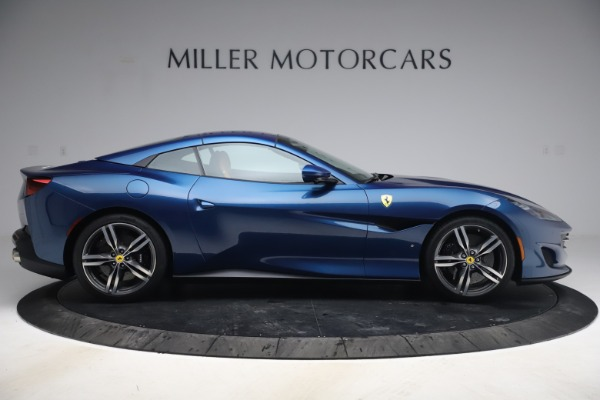Used 2020 Ferrari Portofino for sale Call for price at Rolls-Royce Motor Cars Greenwich in Greenwich CT 06830 16