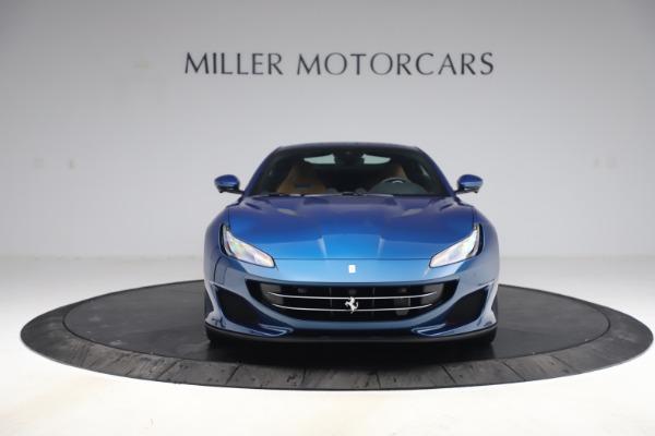 Used 2020 Ferrari Portofino for sale Call for price at Rolls-Royce Motor Cars Greenwich in Greenwich CT 06830 18