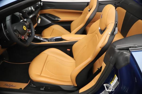 Used 2020 Ferrari Portofino for sale Call for price at Rolls-Royce Motor Cars Greenwich in Greenwich CT 06830 20